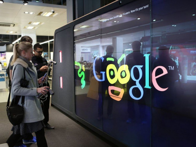 google store in london