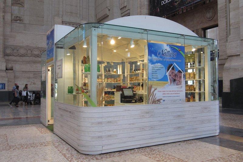 temporary store nattura